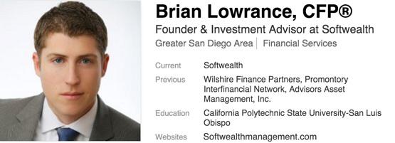 Brian Lowrance